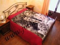 Copriletto Matrimoniale 270x280 cm.