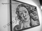 Foto Tessuta Riquadrata 100x150 cm.
